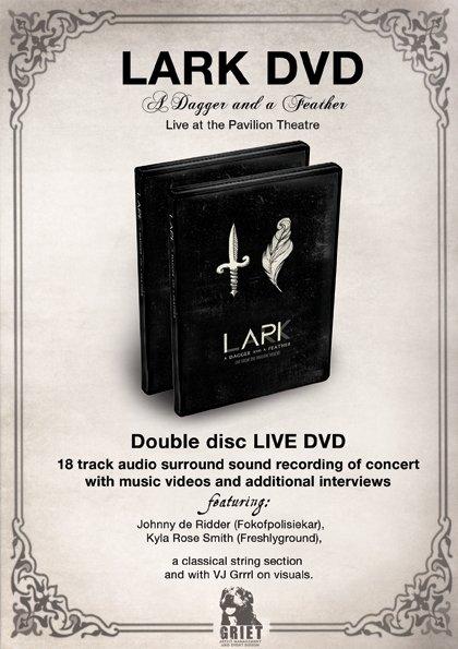 Lark DVD