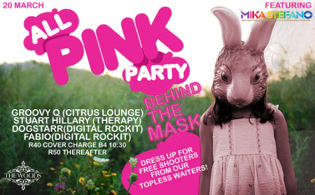 All Pink Party: Behind The Mask