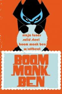 Boom Monk Ben
