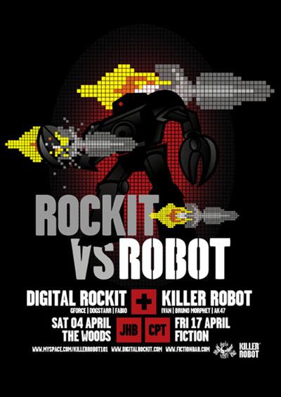 Rockit vs Robot