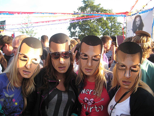 Don Diablo Fans at Mystery Land Festival