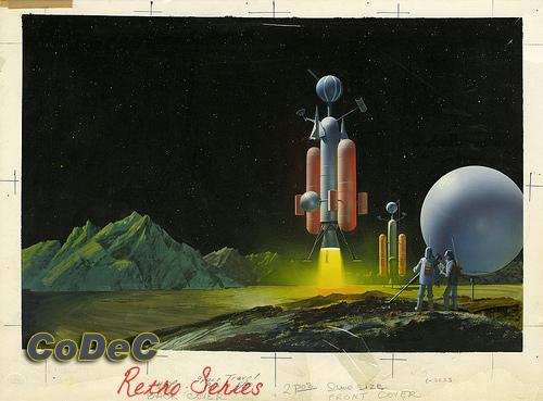 CoDeC - Retro Series
