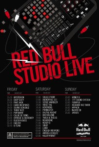 Red Bull Studio Live