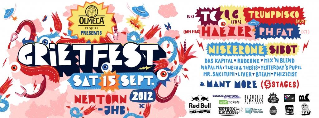 Grietfest 2012 JHB