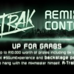 Produce Your Own #5GumExperience Remix For A Chance To Meet A-trak